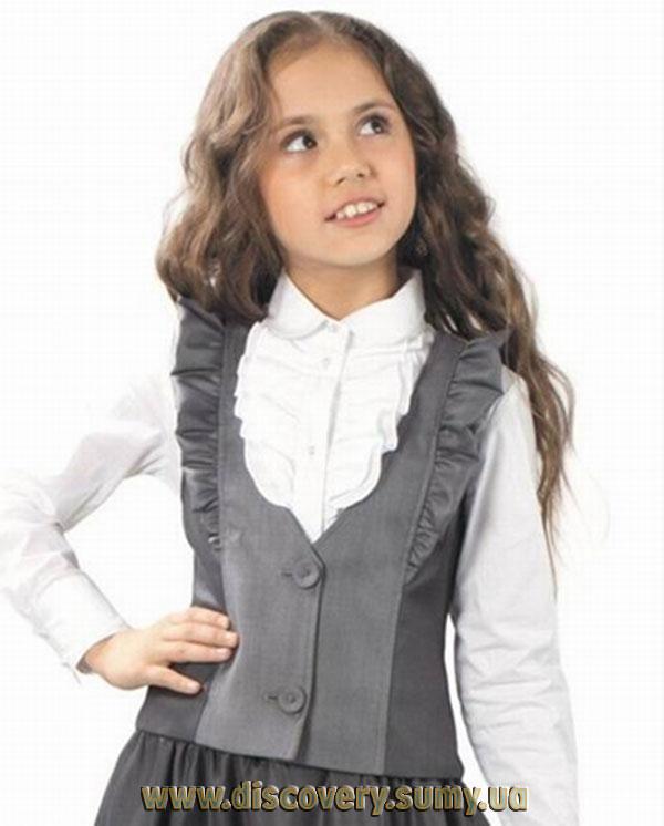 Как сшить школьный пиджак для девочки своими руками